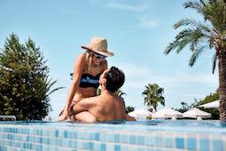 Erste Urlaubsorte am Mittelmeer sind startklar für den Sommer 2021. Foto: TUI