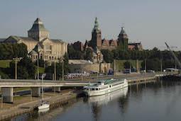 Mitte Juni startet CroisiEurope seine Flussreisen zwischen Potsdam und den deutschen Ostsee-Inseln. Foto: Croisi Europe