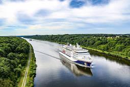 Die Hanseatic spirit ist auf teils unbekannten und kaum bereisten Routen unterwegs. Foto: Hapag-Lloyd Cruises