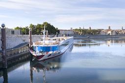 Arosa startet auf Rhône, Douro, Donau und Rhein in die Saison 2021. Foto: A-ROSA Flussschiff GmbH