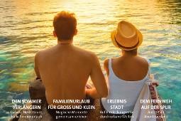 Die FTI Quarterly mit den Reisehighlights im Herbst ist thematisch nach Interessen sortiert. Foto (Ausschnitt Herbst-Quarterly): FTI