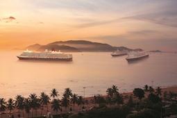 Die neuen Reisen mit den drei Cunard Queens sind ab Juli 2021 buchbar. Foto: Cunard