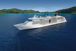 Zum Jahresausklang macht die Europa 2 Station auf den Seychellen. Foto: Hapag-Lloyd Cruises