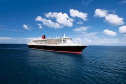 Premierenreise der Queen Mary 2 von Hamburg in die Karibik und retour. Foto: Cunard