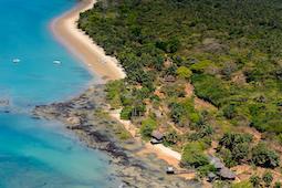 Das Bissagos-Archipel mit seinen 88 Inseln liegt vor der Küste Guinea-Bissaus. Foto: Siempreverde22/GettyImages