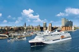 Von November bis Januar fährt die Hanseatic Spirit an mehreren Terminen ab Hamburg zum Nordkap. Foto: Hapag-Lloyd Cruises