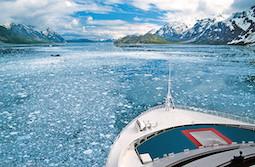 Die Fjorde und Eisriesen Alaskas gehören bei Princess Cruises auch 2023 zum Programm. Foto: Princess Cruises