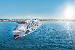 Mit Aida geht es im Winter ins Mittelmeer, zu den Kanaren, in den Orient und in die Karibik. Foto: Aida Cruises