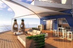 TUI Cruises ist im Winter rund um die Kanaren, im Orient und in der Karibik unterwegs. Foto: TUI Cruises