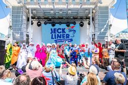 Helau, Alaaf und Ahoi: 2022 sticht der Jeckliner erneut in See. Foto: TUI Cruises