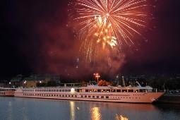 Croisi Europe hat für Weihnachten und den Jahreswechsel besondere Kreuzfahrten aufgelegt. Foto: Croisi Europe