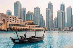 Dubai ist Gastgeber der Expo 2020 mit rund 190 teilnehmenden Nationen und Organisationen. Foto: Pixabay