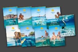 Die neuen Sommerkataloge von Schauinsland verbreiten Urlaubsvorfreude. Foto: Schauinsland Reisen